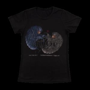 Tool Womens Calgary, AB 2017 Tour T-Shirt