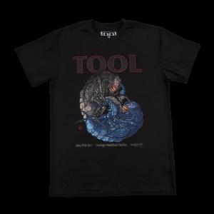 Tool Mens Bangor, ME 2017 Tour T-Shirt