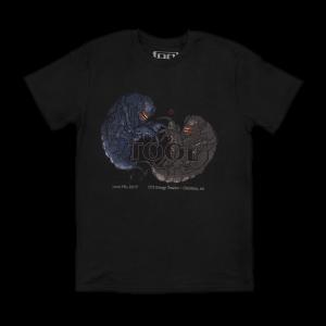 Tool DTE Energy Theatre Clarkston MI Tour T-Shirt