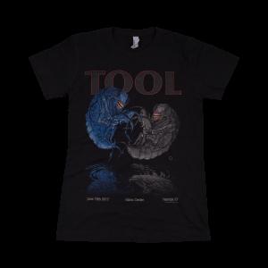 Tool Womens Nampa , ID 6/18/2017 Tour T-Shirt