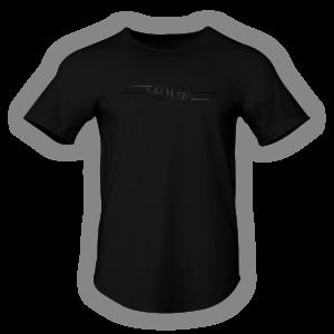 Tool Glossy Logo Men's Curved Hem Premium T-Shirt