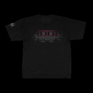 Tool Tour Shirt - Los Angeles CA  2012