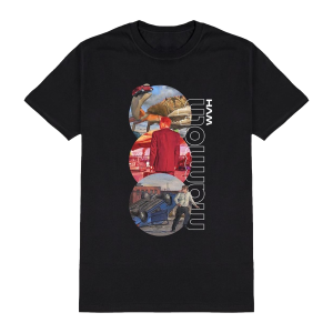 Mammoth Black Circles T-Shirt