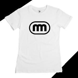 Mammoth Women's White Pill T-Shirt