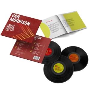 Latest Record Project Volume 1 Standard 3 LP