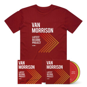 Deluxe CD + T-Shirt (Includes Signed CD Insert)