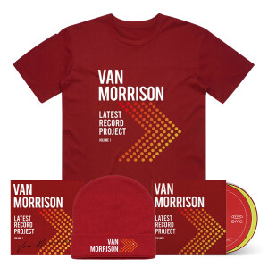 Deluxe CD + T-Shirt + Beanie (Includes Signed CD Insert)