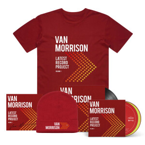 Deluxe CD + LP + T-Shirt + Beanie (Includes Signed CD Insert)