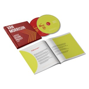 Latest Record Project Vol 1 Deluxe Casebound Book 2 CD (Includes Signed CD Insert)