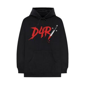 D4R Black Hoodie