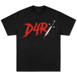 D4R Black T-Shirt