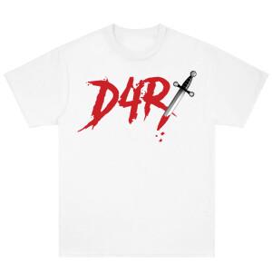 D4R White T-Shirt