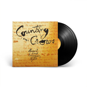 August and Everything After Black Vinyl 2LP
