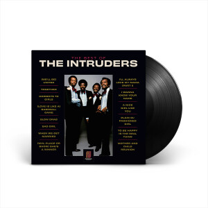 The Best Of The Intruders Vinyl