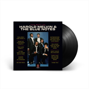 The Best Of Harold Melvin & The Blue Notes Vinyl