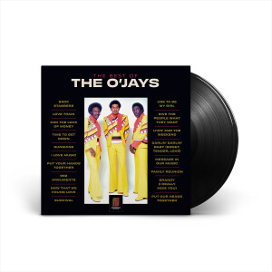 The Best Of The O'Jays 2-LP Vinyl