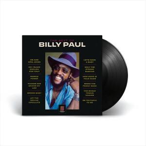 The Best Of Billy Paul Vinyl