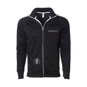Therapy Black Track Jacket