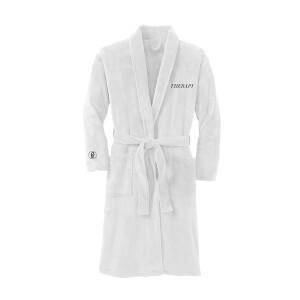 Therapy White Robe
