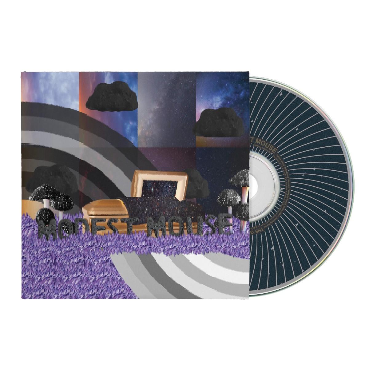 The Golden Casket - Nighttime CD (Standard Jewel Case)