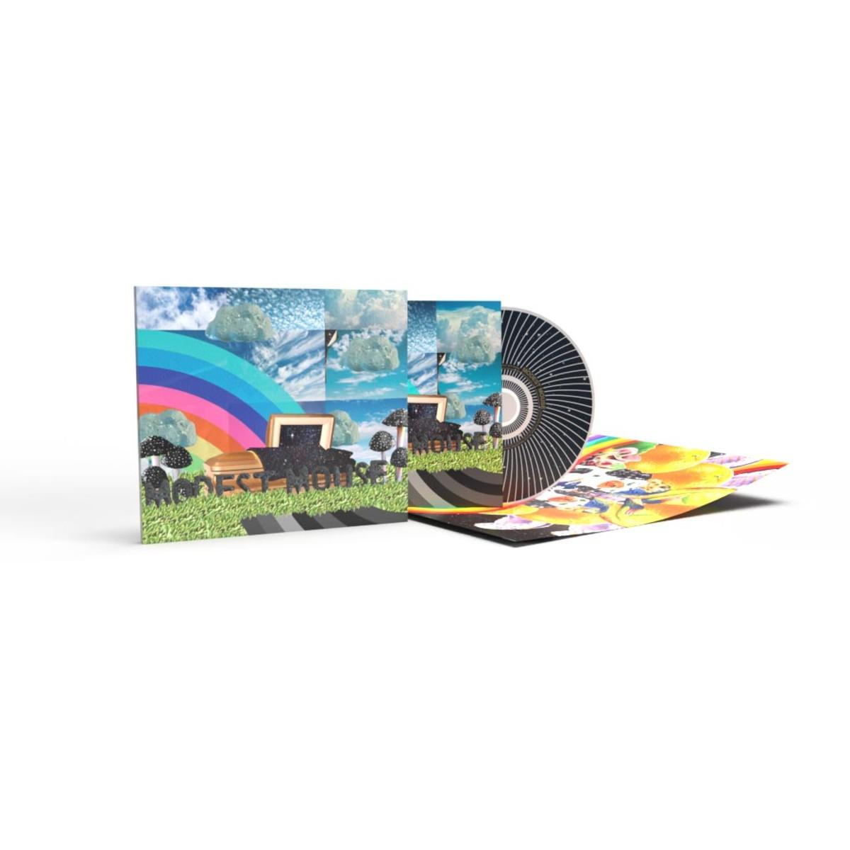The Golden Casket - Deluxe CD (softpak)