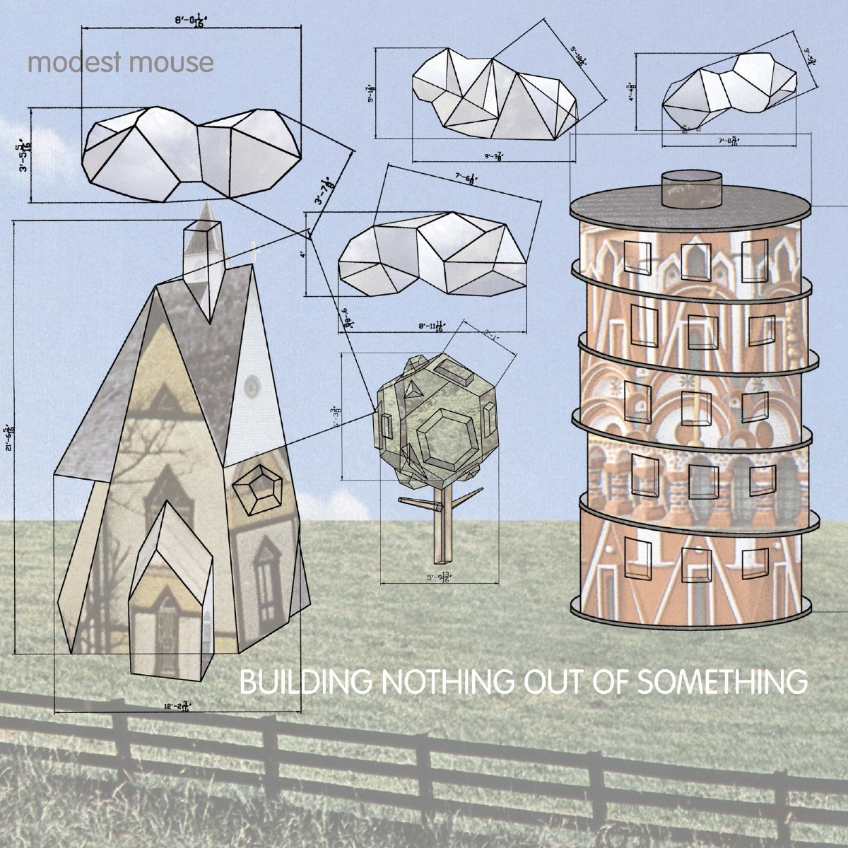 Building Nothing Out Of Something CD