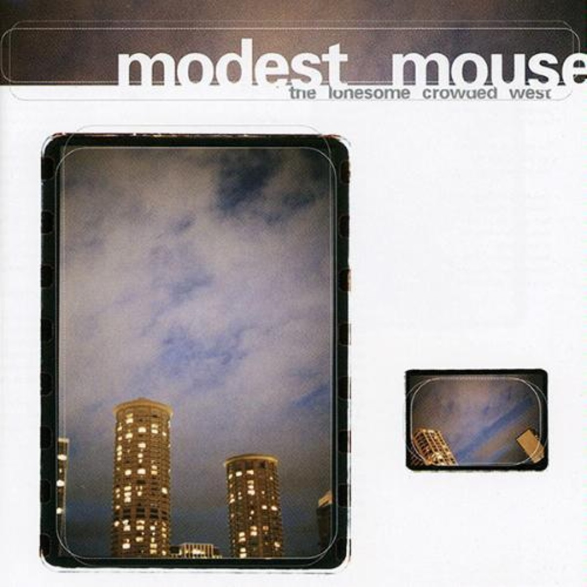 Lonesome Crowded West CD
