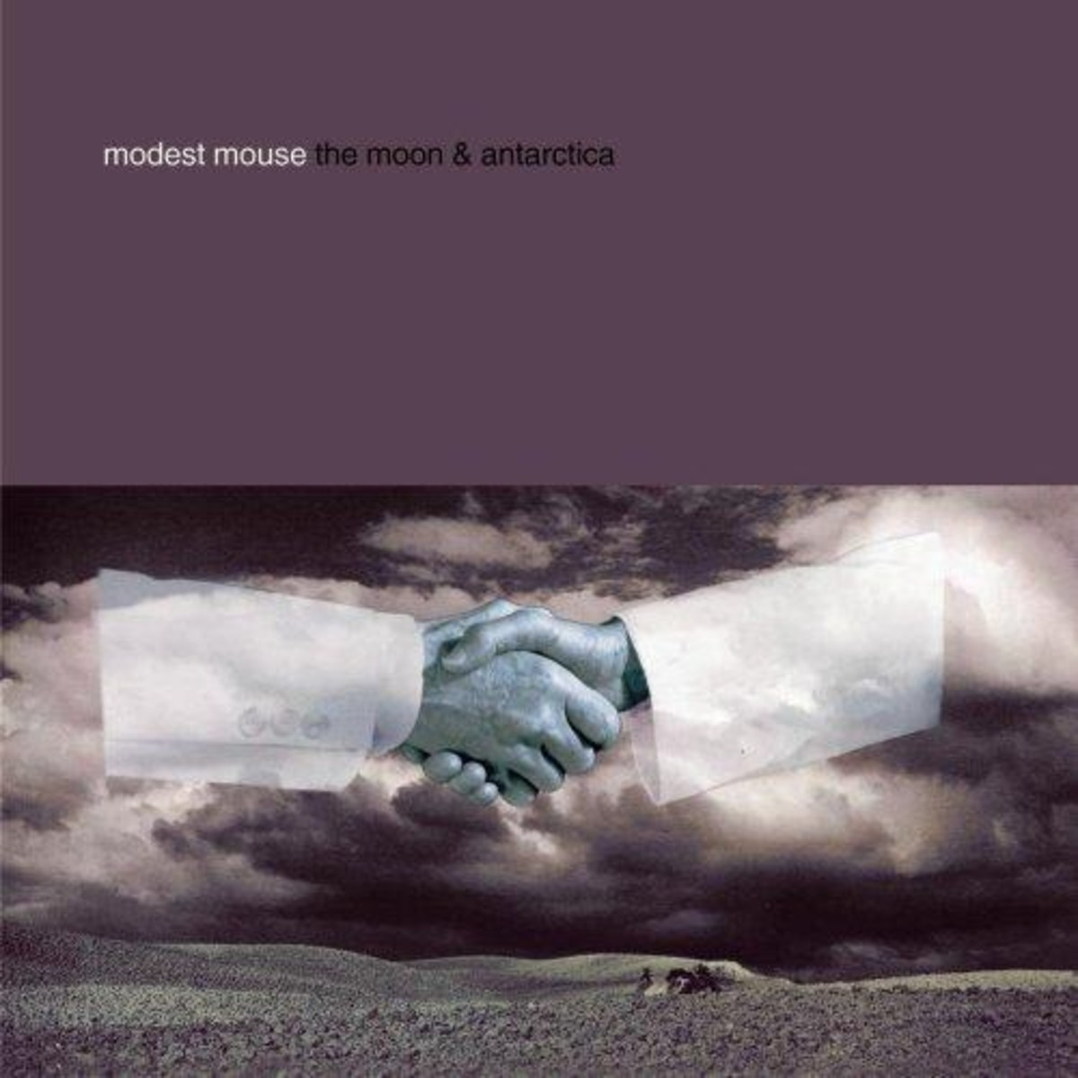 The Moon And Antarctica CD