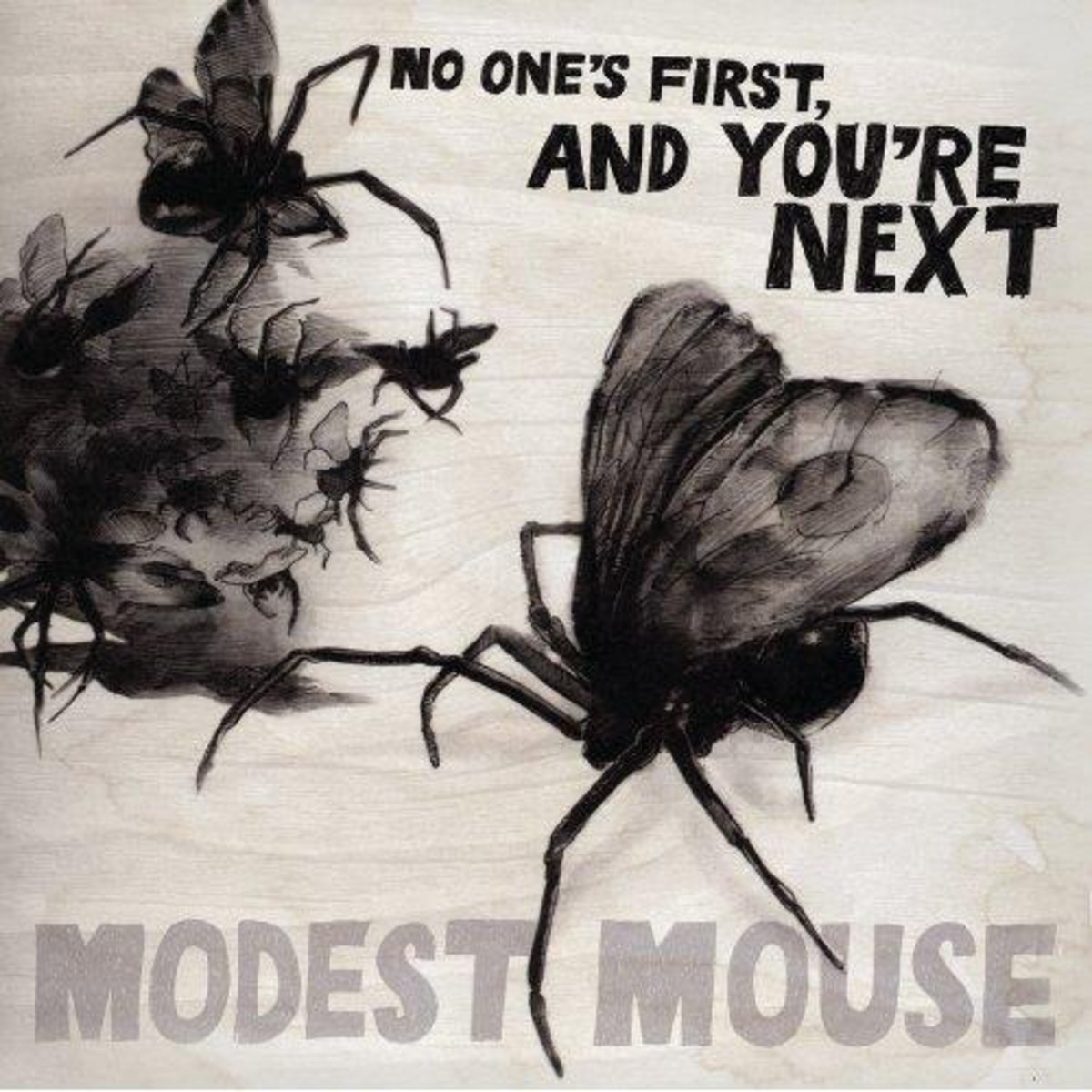 No One's First And You're Next LP