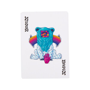 Modest Mouse Playing Cards