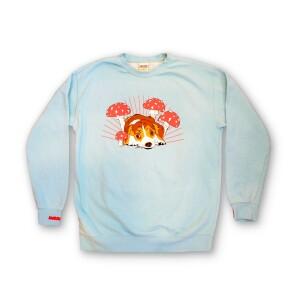 Shroom Dog Sweatshirt