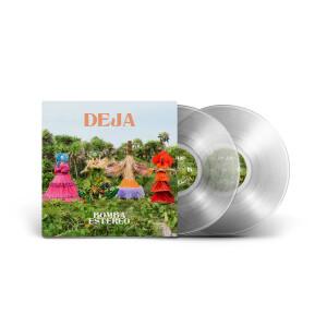 Bomba Estéreo - Deja (Limited Edition Transparent Vinyl)