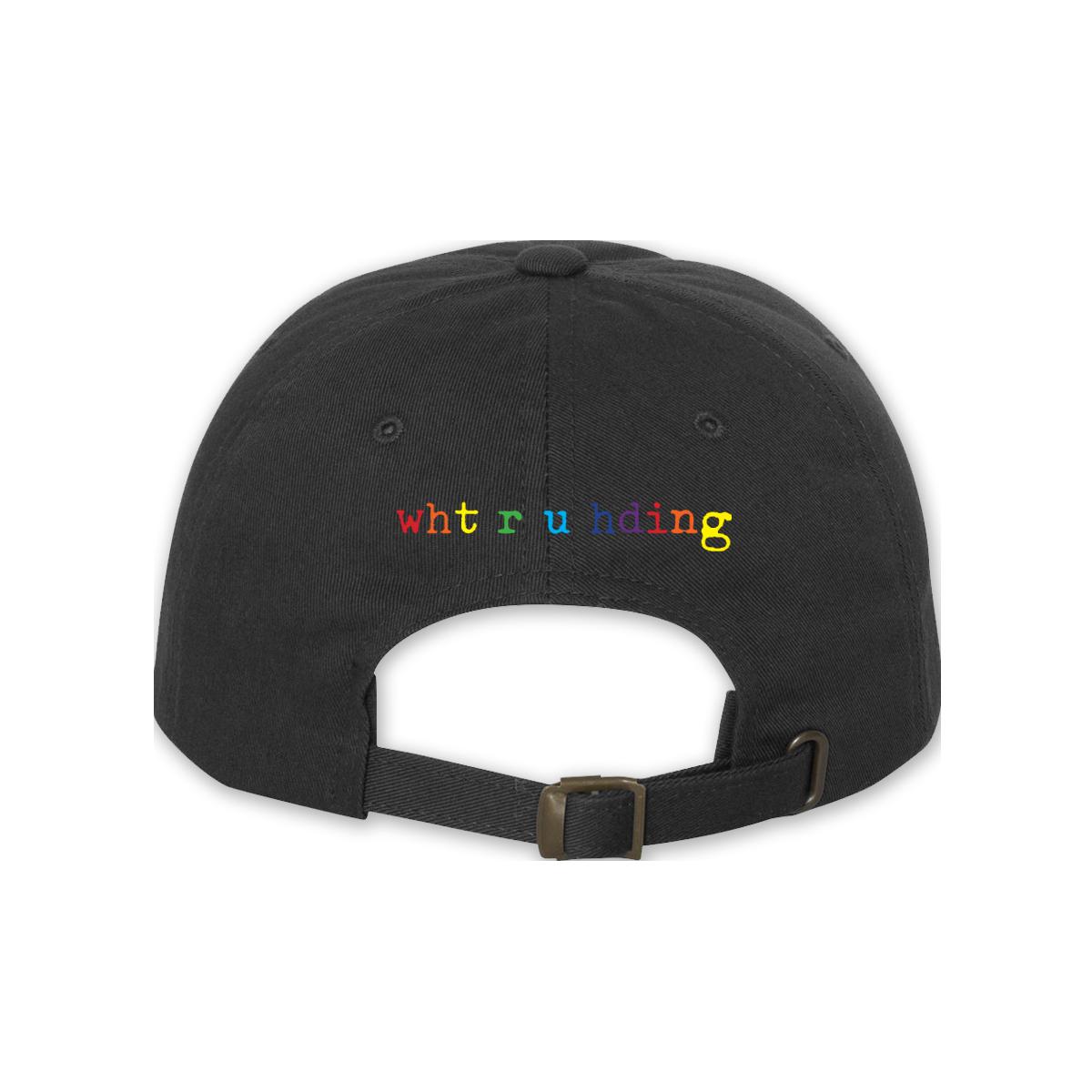 BLKBX: wht r u hding Hat
