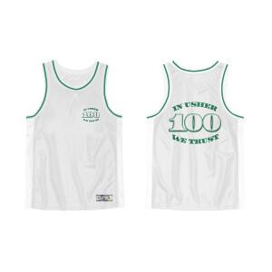 Limited Edition Ushbucks Basketball Jersey
