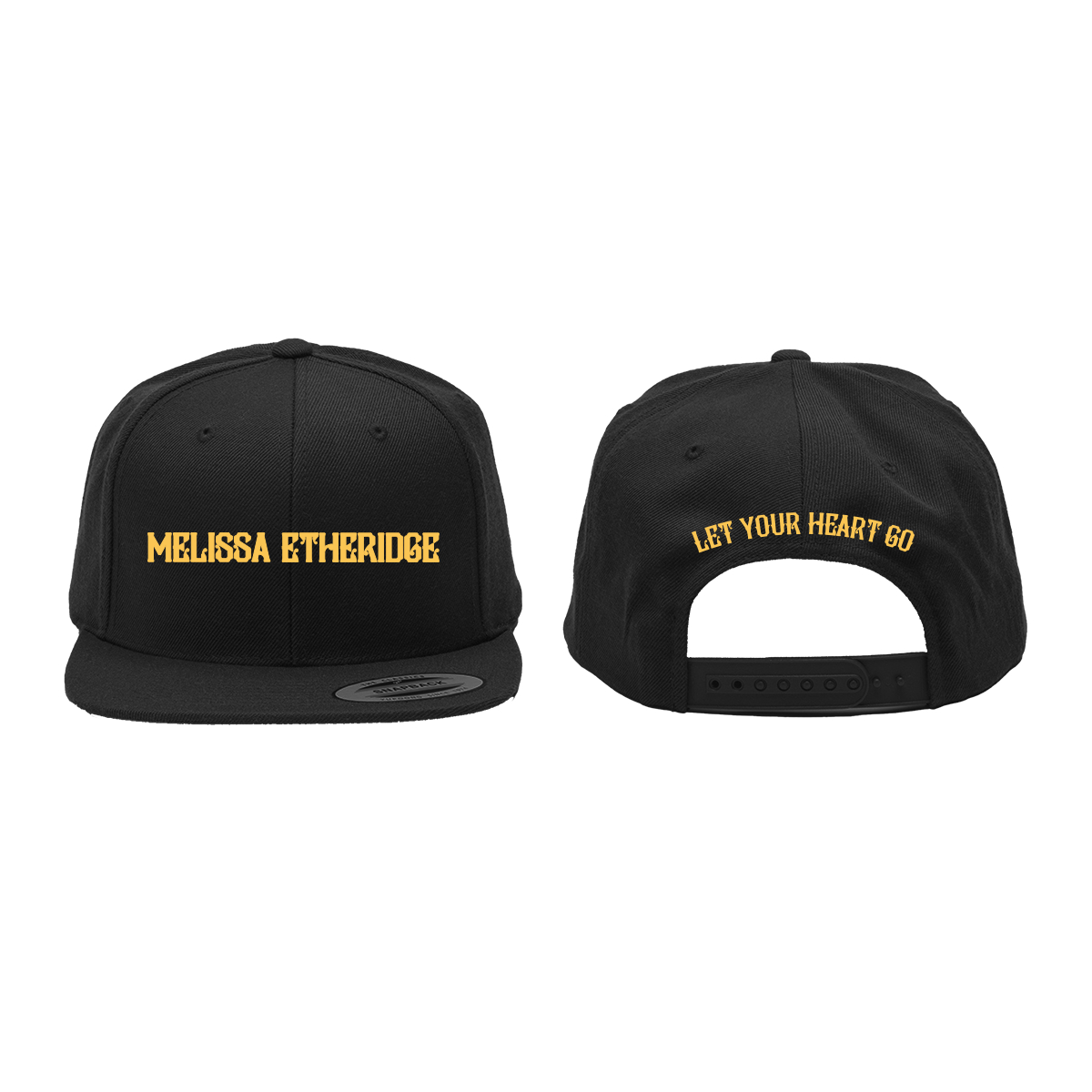 Let Your Heart Go Snapback