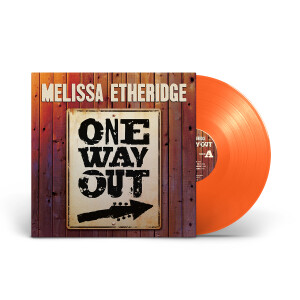 One Way Out Tangerine Vinyl