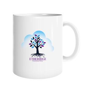 Etheridge Foundation White Mug