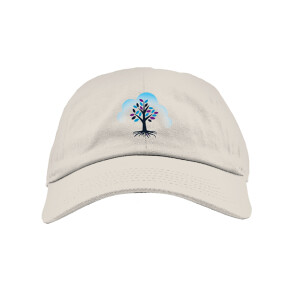 Etheridge Foundation Beige Dad Hat