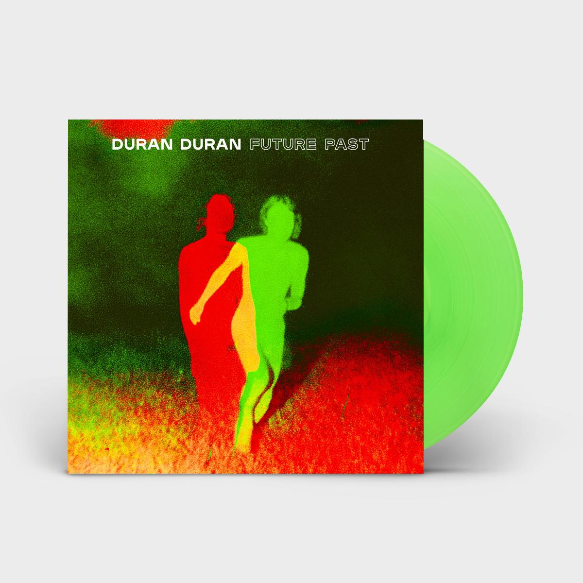 Exclusive Colored FUTURE PAST Vinyl