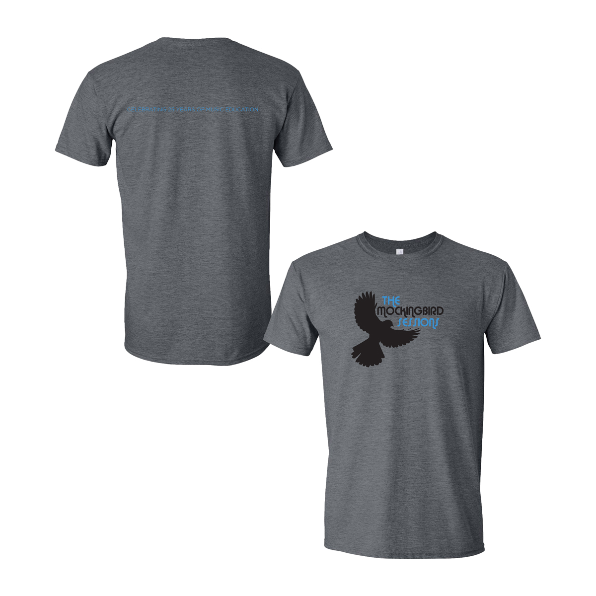 The Mockingbird Sessions Unisex T-shirt