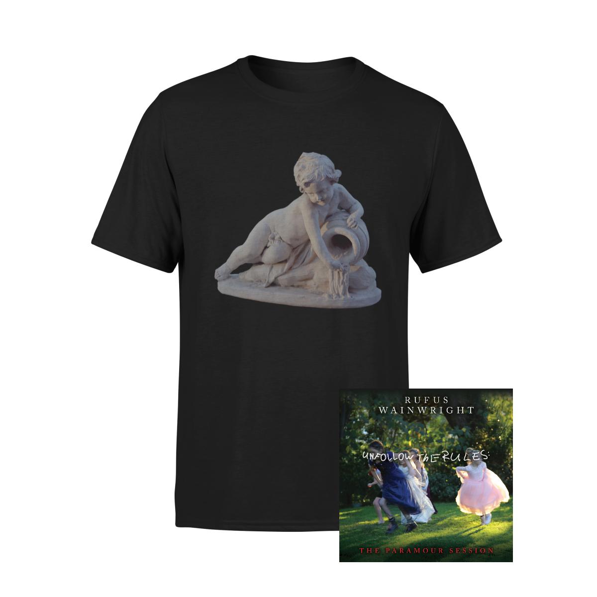 Unfollow The Rules - Paramour Sessions Vinyl + Exclusive T-shirt Bundle