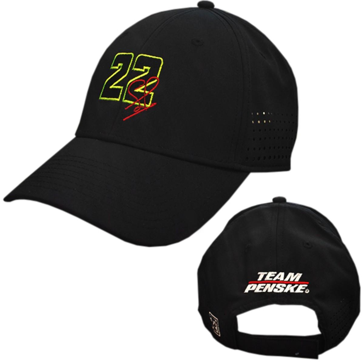 Simon Pagenaud #22 Team Penske Stealth Cap