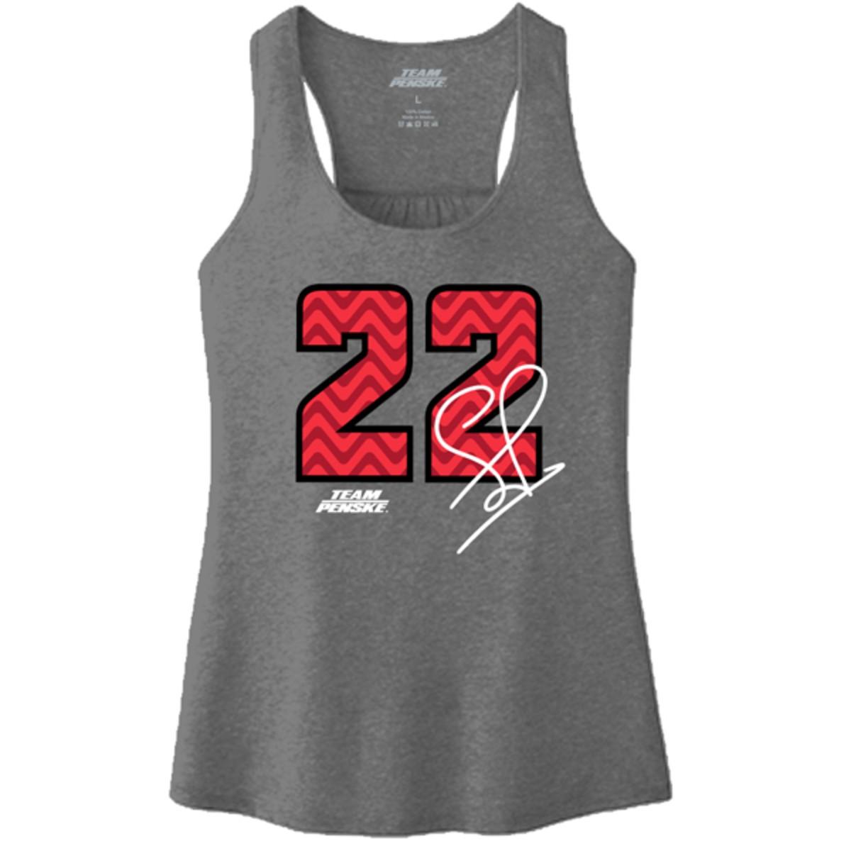 #22 Frost Signature Ladies Tank