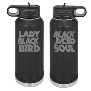 Lady Blackbird Black Acid Soul Polar Camel Waterbottle