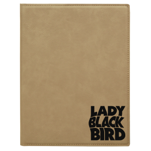 Lady Blackbird Lady Black Bird Engraved Journal