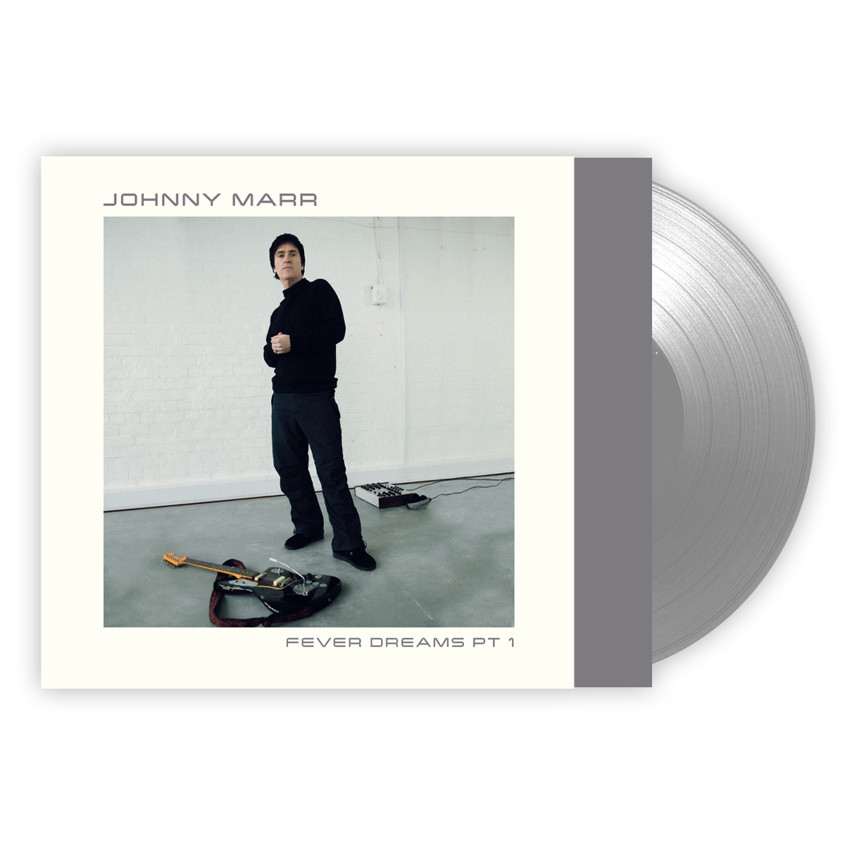 Fever Dreams Pt 1 (Store Exclusive Silver Vinyl)