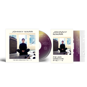 Fever Dreams Pts 1 - 4  CD + Cassette