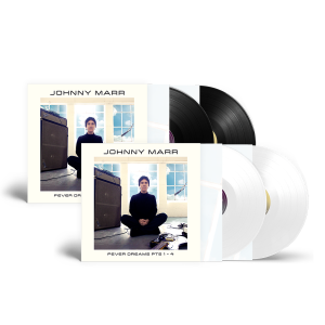 Fever Dreams Pts 1 - 4 White Vinyl + Black Vinyl