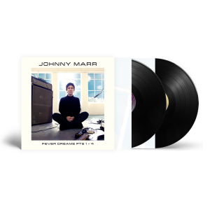 Fever Dreams Pts 1 - 4 Standard Double Black Vinyl