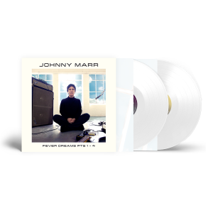Fever Dreams Pts 1 - 4  Store Exclusive Vinyl – White